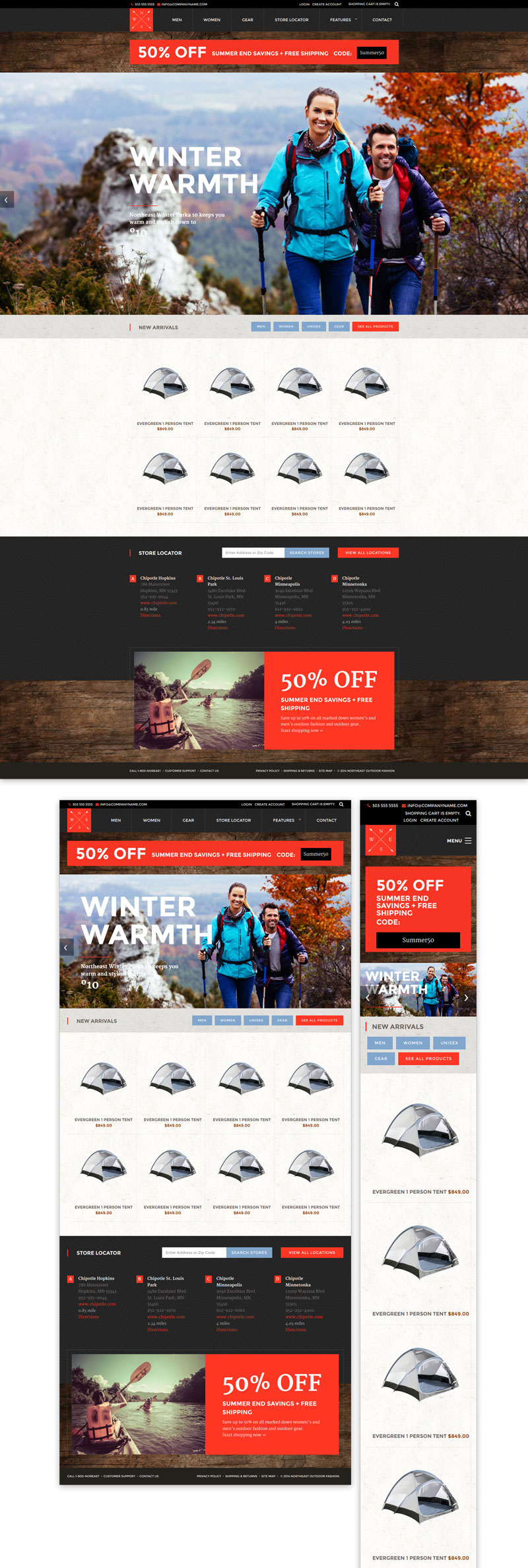 New business catalyst template outdoor ecommerce login or create a new account to add this your favorites friedricerecipe Images