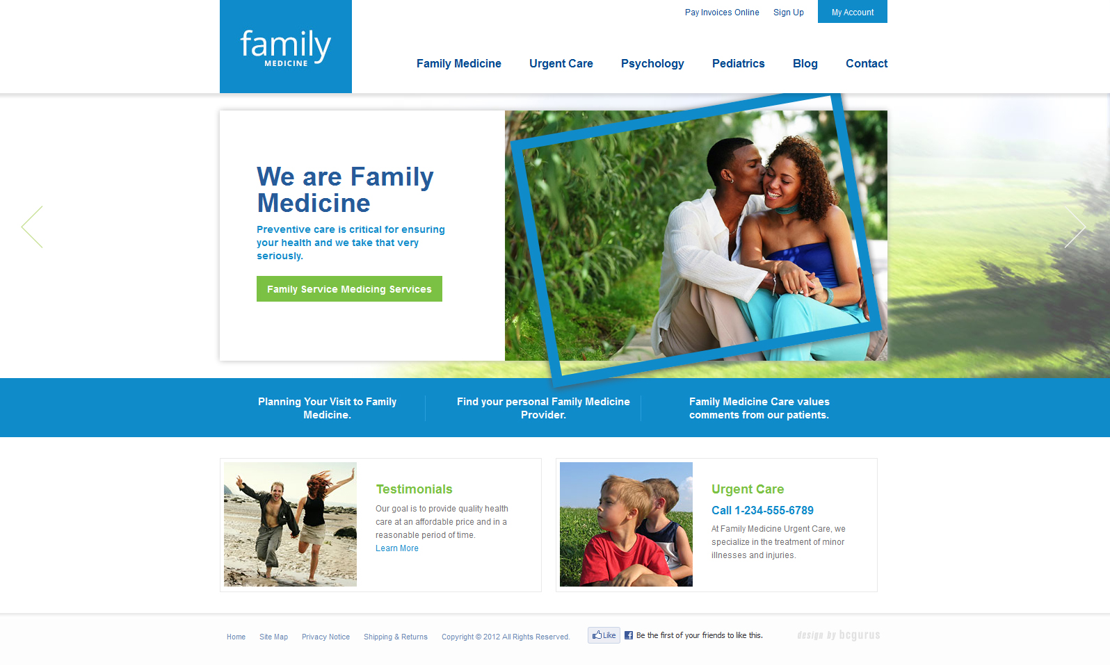 New business catalyst template family medicine health template accmission Image collections