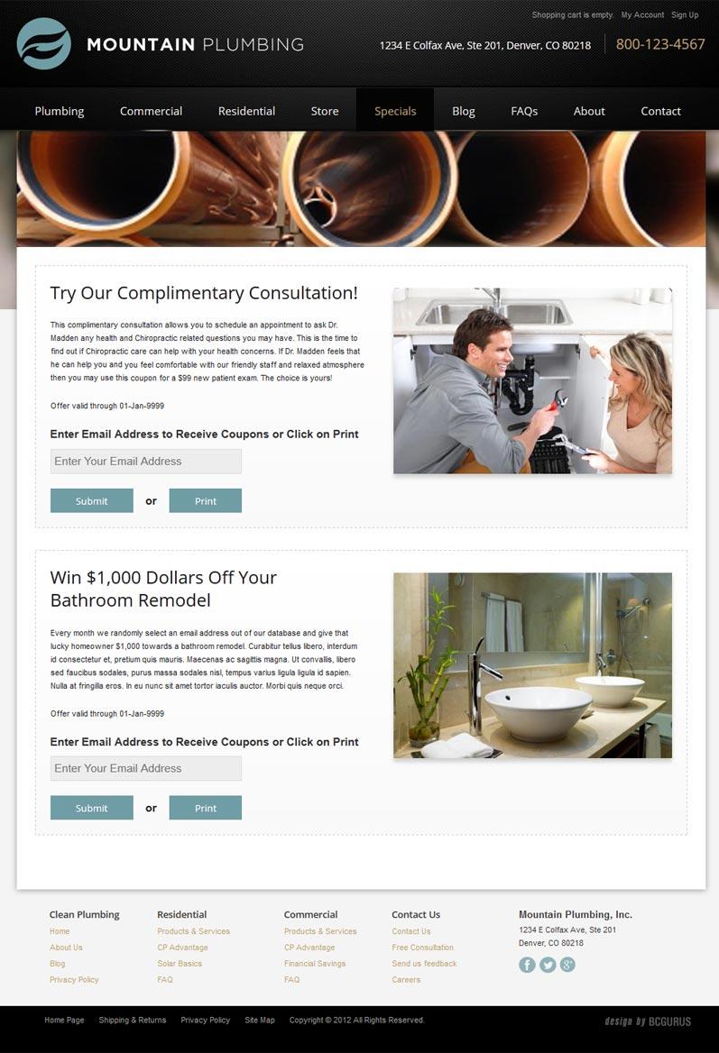 Business catalyst templates idealstalist business catalyst templates wajeb Image collections