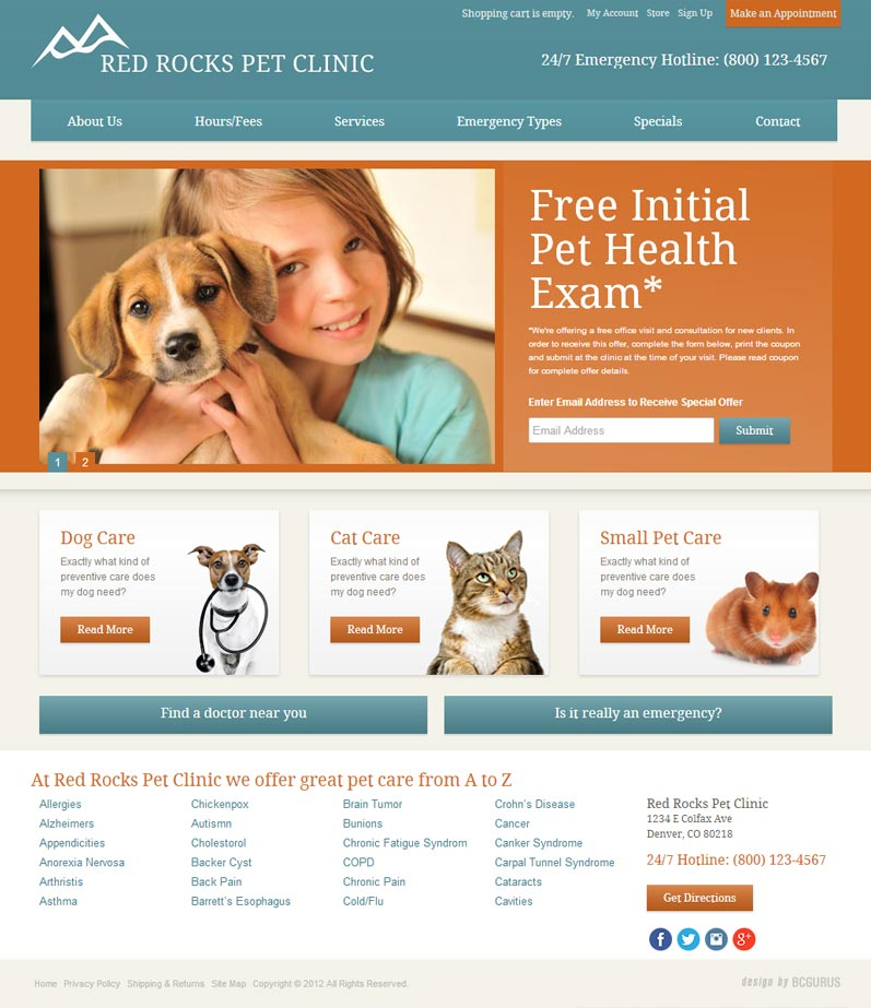 New business catalyst template red rocks pet clinic login or create a new account to add this your favorites cheaphphosting Image collections