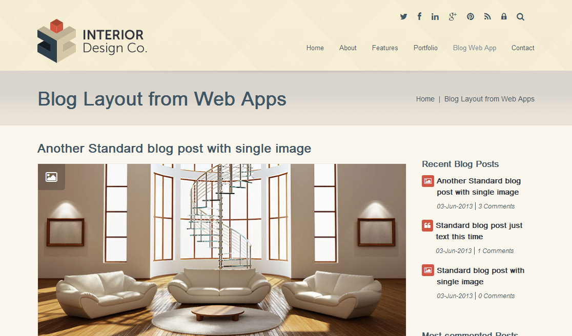 View The Interior Design Template Details Page Login Or Create A New Account To Add This Your Favorites